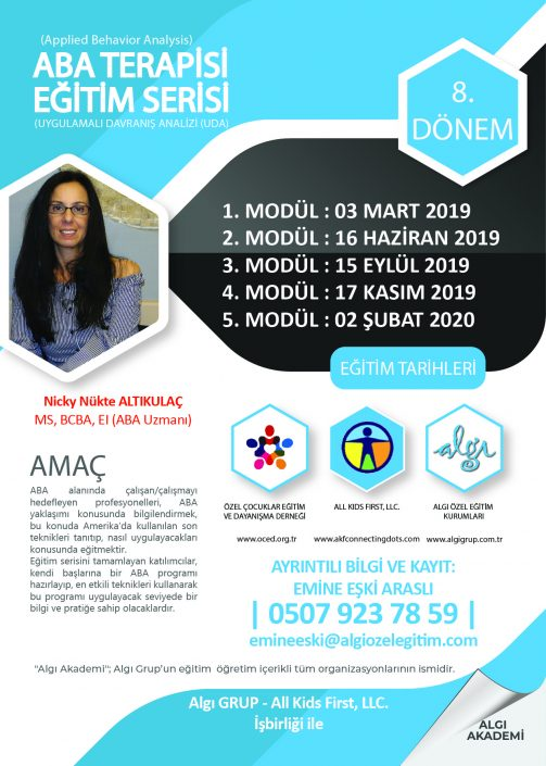 ABA Eğitim Serisi